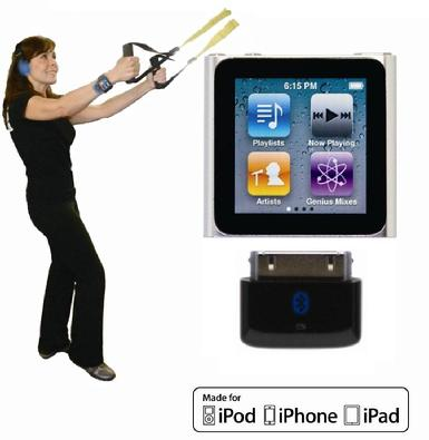 i10s Tiny Bluetooth Watch for iPod Nano 6G
